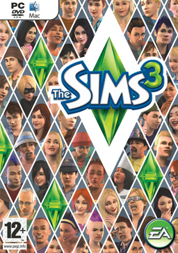 Sims 3 cover art